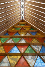 Transitional Cathedral, Christchurch